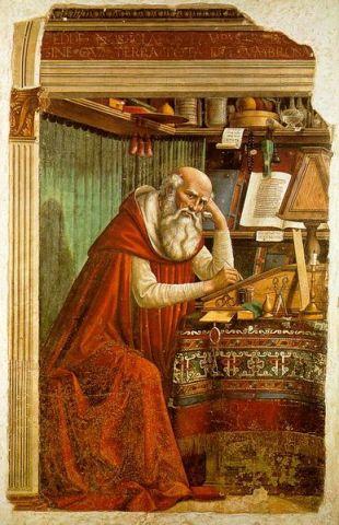اعترافات القديس جيروم بتحريف الأناجيل