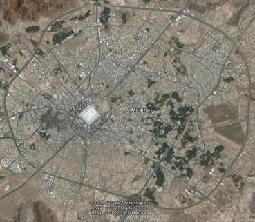 أنقاب المدينة السبعة موقع اعجاز القرآن والسنة اعجاز القرآن