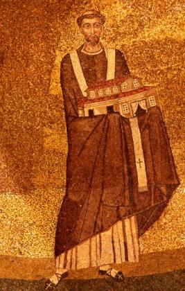 هل أسلم بابا روما زمن هرقل؟
