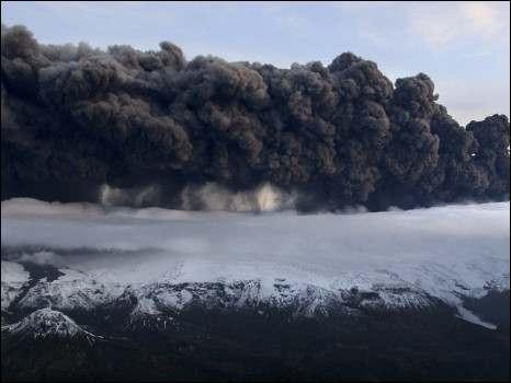 وقفات بركان آيسلند