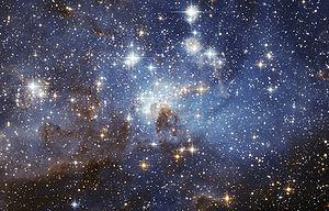 مواقع النجوم آية من آيات الله
