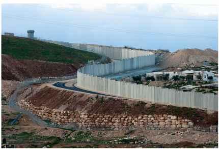الإعجاز الغيبي في وصف قتال اليهود من وراء الجُدُر