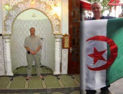 ألماني ملحد يعلن إسلامه في الجزائر