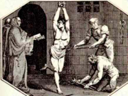 محاكم التفتيش ـ وإبادة المسلمين في الأندلس