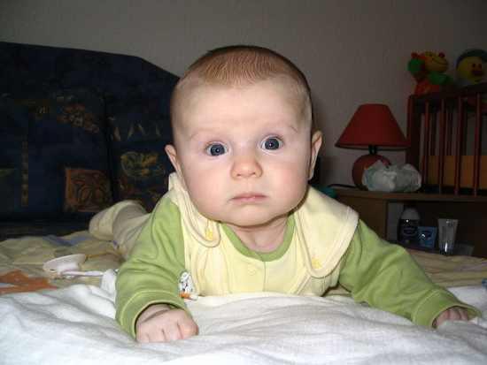 تميز بول الغلام الرضيع من دلائل النبوة الخاتمة