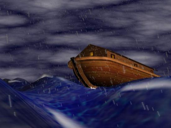 الطوفان العظيم وحقائقه