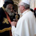 حوار لا صراع …. حوار مع البابا