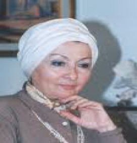 الأستاذة الدكتورة زينب عبد العزيز