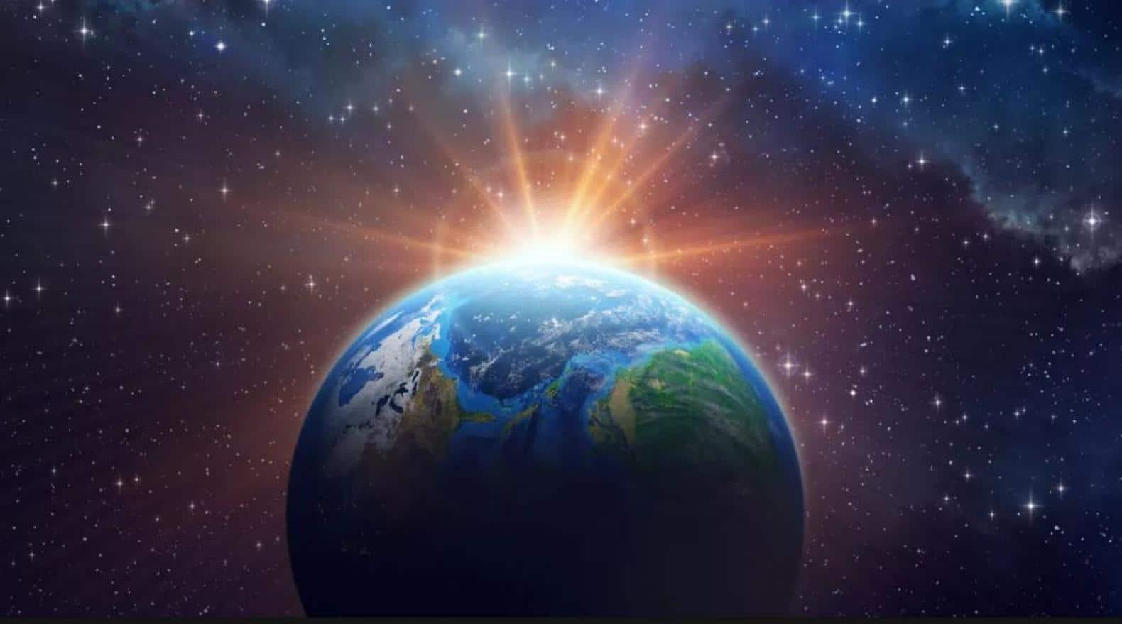 خلق الأرض في يومين
