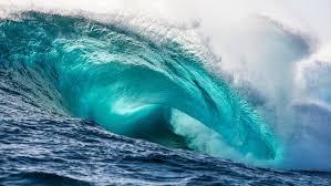 أمواج البحر اللُّجي
