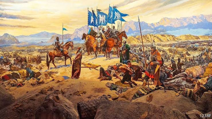 معركة  ملاذكرد  من أيام المسلمين الخالدة
