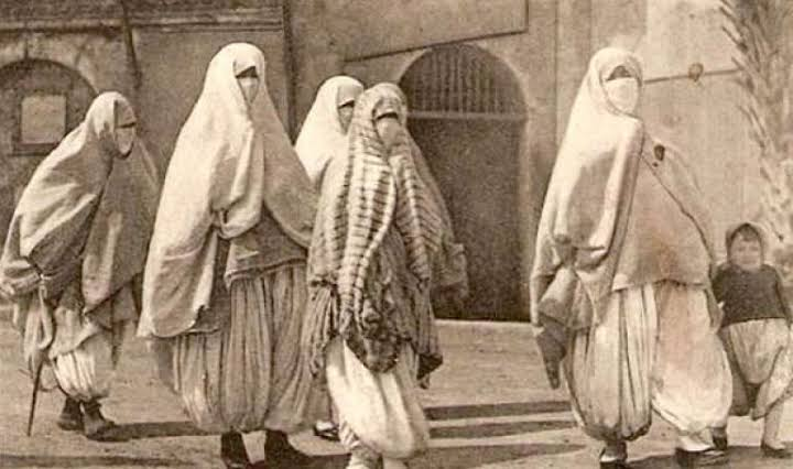 المرأة عبر العصور